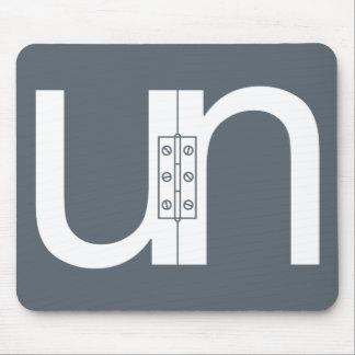 Rompecabezas (O.N.U-Con bisagras) Unhinged Tapetes De Ratones