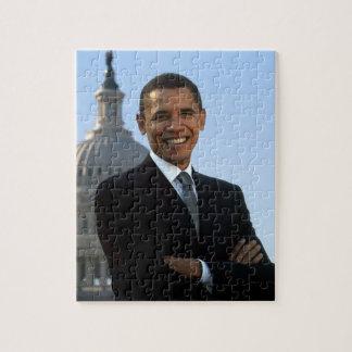 Rompecabezas presidencial de Barack Obama