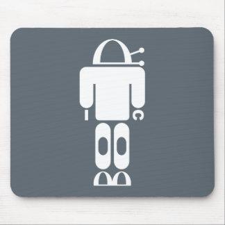 Rompecabezas robótico retro Mousepad del robot