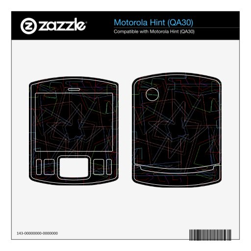 Rompecabezas Skins Para Motorola Hint