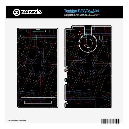 Rompecabezas Toshiba REGZA Skin