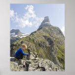 Romsdalshorn Poster