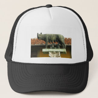 Romulus and Remus - Ancient Rome Trucker Hat