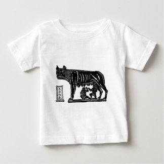 Romulus and Remus Roman Mythology Baby T-Shirt