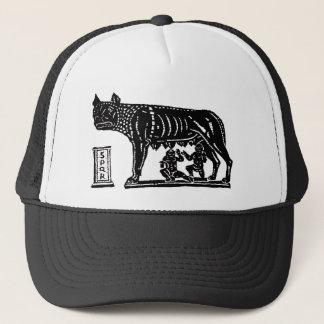 Romulus and Remus Roman Mythology Trucker Hat