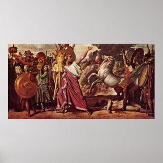 Romulus de Jean Auguste Dominique Ingres Impresiones