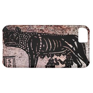 Romulus y Remus Funda Para iPhone 5C