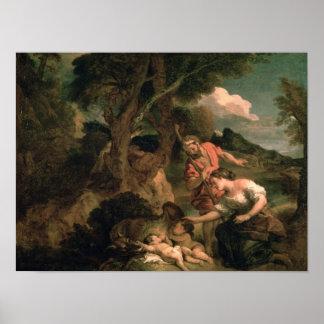 Romulus y Remus Poster