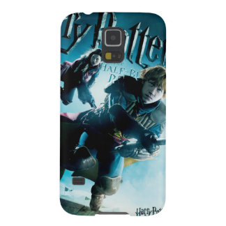Ron and Ginny On Brooms 1 Galaxy S5 Cover