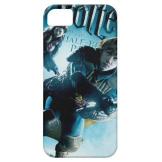 Ron and Ginny On Brooms 1 iPhone SE/5/5s Case