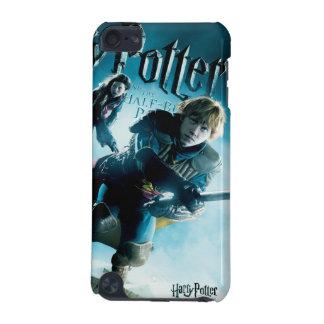 Ron and Ginny On Brooms 1 iPod Touch 5G Cover