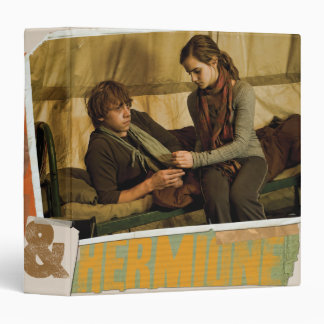 Ron and Hermione 1 Binder