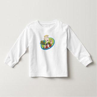 Ron and Rufus Disney Toddler T-shirt
