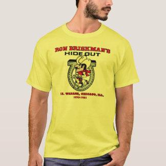 Ron Briskman's Hideout, Chicago, Illinois T-Shirt