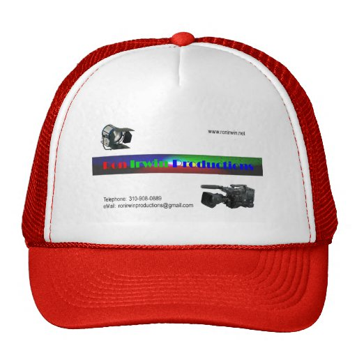 Ron Irwin Productions Trucker Hat