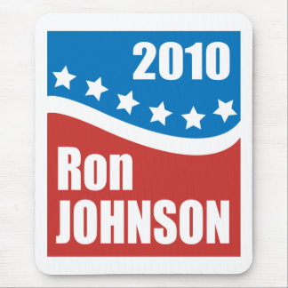 Ron Johnson 2010 Mouse Pad