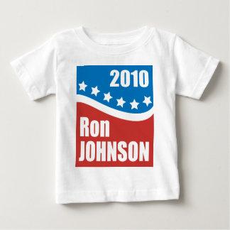 Ron Johnson 2010 Playera De Bebé