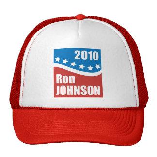 Ron Johnson 2010 Trucker Hat