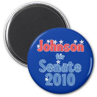 Ron Johnson for Senate 2010 Star Design 2 Inch Round Magnet