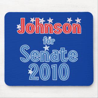 Ron Johnson for Senate 2010 Star Design Mouse Pad