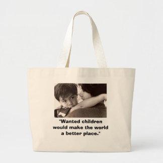 Ron me tote bags