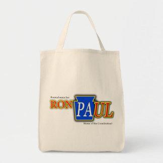 Ron_Pa-ul Bolsa Tela Para La Compra