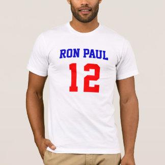 RON PAUL 12 AMERICAN APPAREL MADE IN AMERICA SHIRT