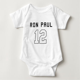Ron Paul 12.png Baby Bodysuit