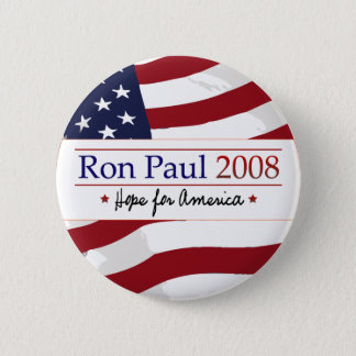 Ron Paul 2008 Button
