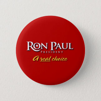 Ron Paul 2008 Campaign Button