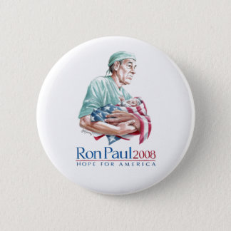 Ron Paul 2008 - Customized Pinback Button