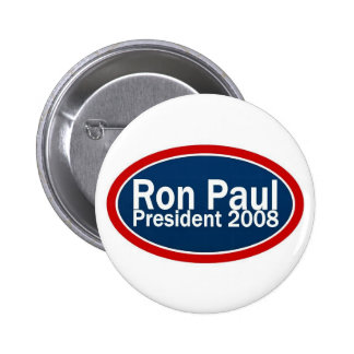 Ron Paul 2008 Pin