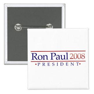 Ron Paul 2008 Presidential Button