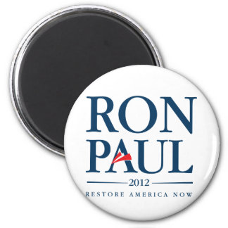 Ron Paul 2012 2 Inch Round Magnet