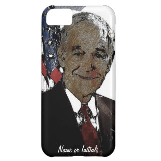 RON PAUL 2012 - Artsy Style Drawing iPhone 5C Case