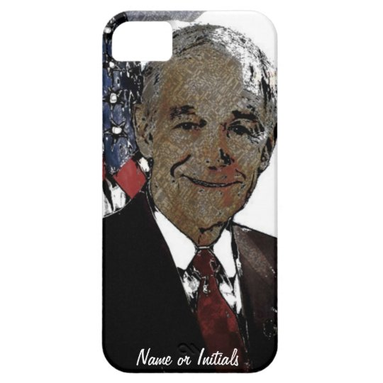 RON PAUL 2012 - Artsy Style Drawing iPhone SE/5/5s Case