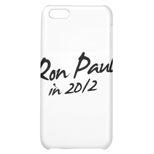 RON PAUL 2012 Autograph iPhone 5C Cover