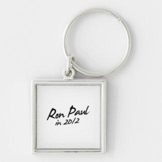 RON PAUL 2012 Autograph Key Chain
