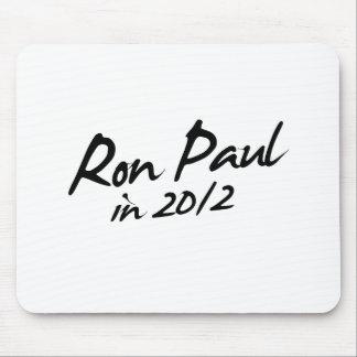 RON PAUL 2012 Autograph Mouse Pad