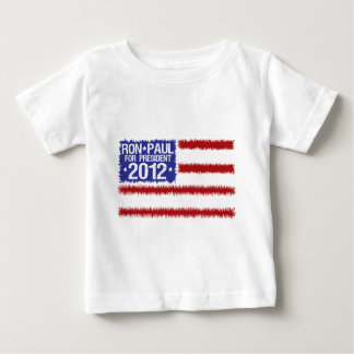 ron paul 2012 baby T-Shirt