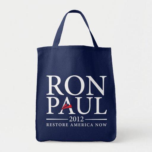 Ron Paul 2012 Bag