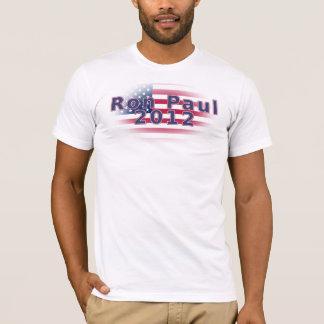 Ron Paul 2012 Basic American Apparel T-Shirt