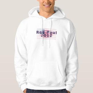 Ron Paul 2012 Basic Hooded Sweatshirt