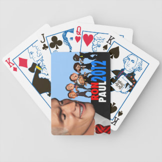 Ron Paul 2012 Bicycle Playing Cards