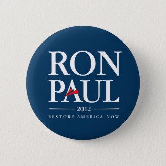 Ron Paul 2012 (Blue) Pinback Button