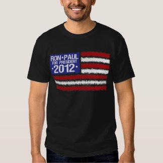 Ron Paul 2012 Camisas