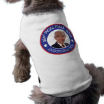 Ron Paul 2012 Camisas De Mascota