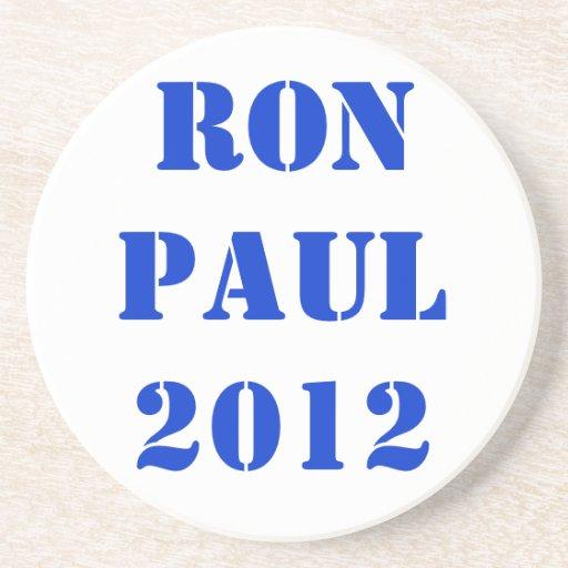 RON PAUL 2012 COASTERS