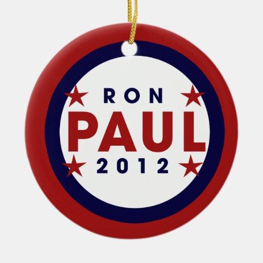 Ron Paul 2012 Adorno Para Reyes