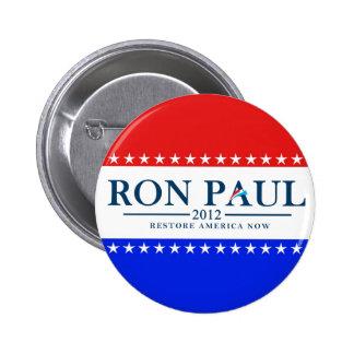Ron Paul 2012 - Del restablecimiento de América pe Pins